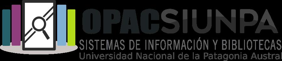 logo OPAC SIUNPA